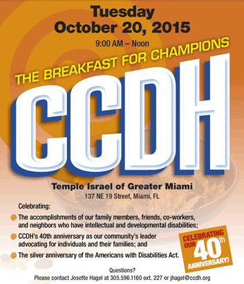 Breakfast for Champions Register Now