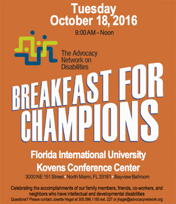 Breakfast for Champions 2016