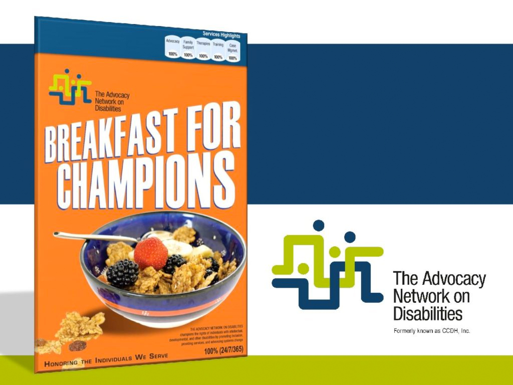 Breakfast for Champions Slideshow
