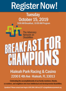 Breakfast for Champions 2019